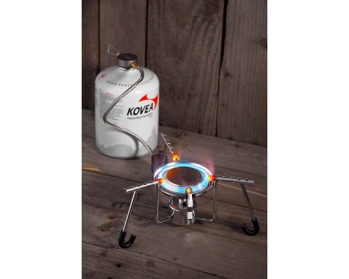 Газовая горелка Kovea Exploration Stove Camp-2 KB-N9602